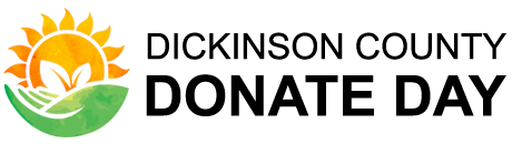 Donate Dickinson County Day