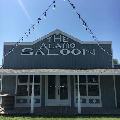 Were you a can can dancer at the Alamo Saloon? Come back and see us this summer!